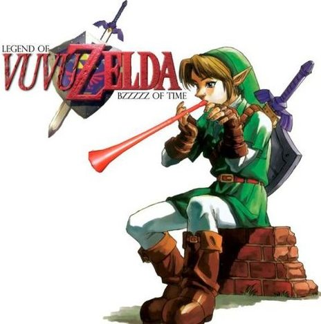 Legend of VuvuZelda