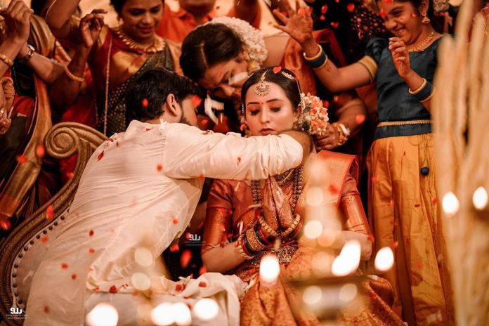 bhama marriage wedding pics 3