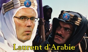 laurent d'arabie