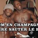 Reims OM champagne