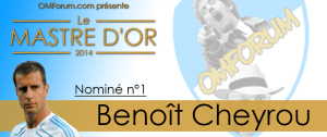 cheyrou mastre d'or
