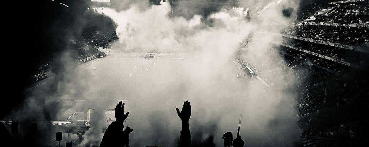 Supporters enflammés par Eyraud, le pompier pyromane