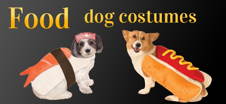 Food Dog Costumes