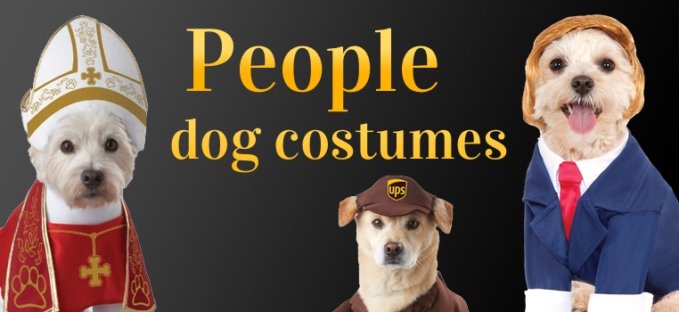 People Dog Costumes