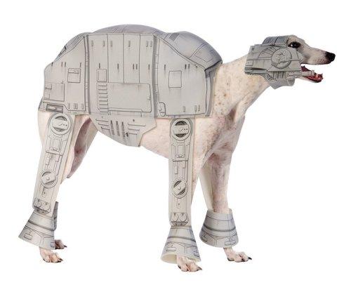AT-AT Walker Dog Costume