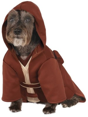 Star Wars Classic Jedi Robe Pet Costume