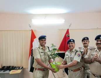 ऋषि कुमार शुक्ला वरिष्ट मंडल सुरक्षा आयुक्त हुए प्रमोट.