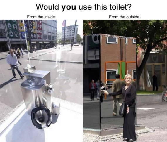 two way mirror bathroom public. the  way mirror in the men s,