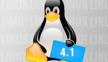 kernel do Linux 4 1