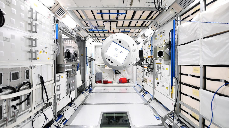 Assistente CIMON AI agora a bordo da estação espacial internacional