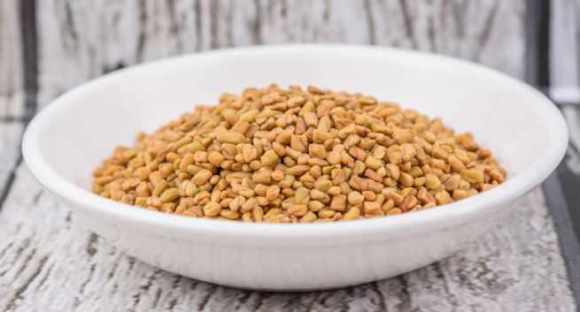 methi-fenugreek seeds