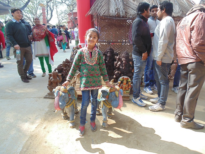 Surajkund Mela in India