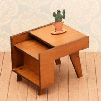 miniature journal table