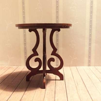 miniature round table