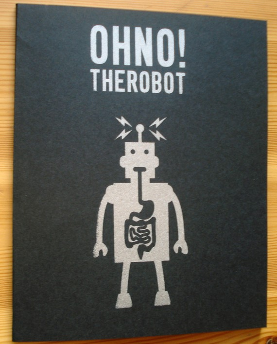 OHNO!THEROBOT Zine - The First Five Years