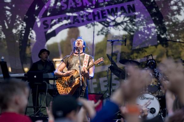 Sask Jazz Fest - Michael Franti