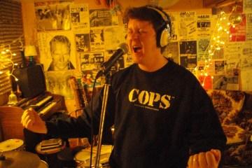 Terry Mattson of Junior Pantherz