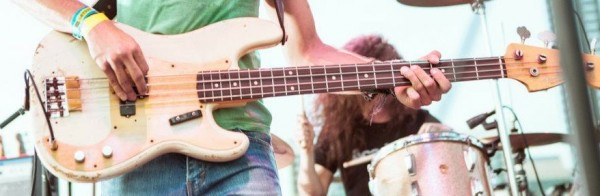Bright Light Social Hour bass