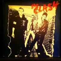 clash vinyl record
