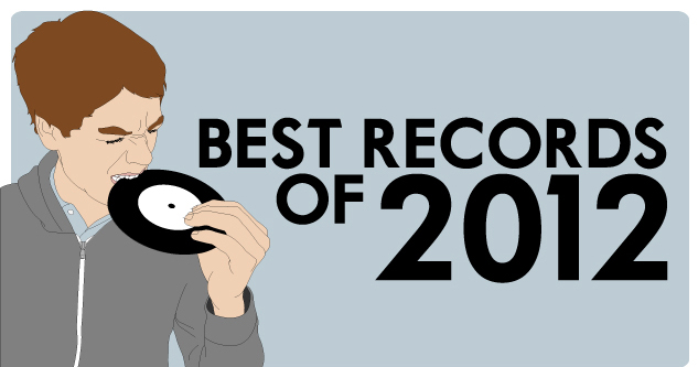 best records of 2012