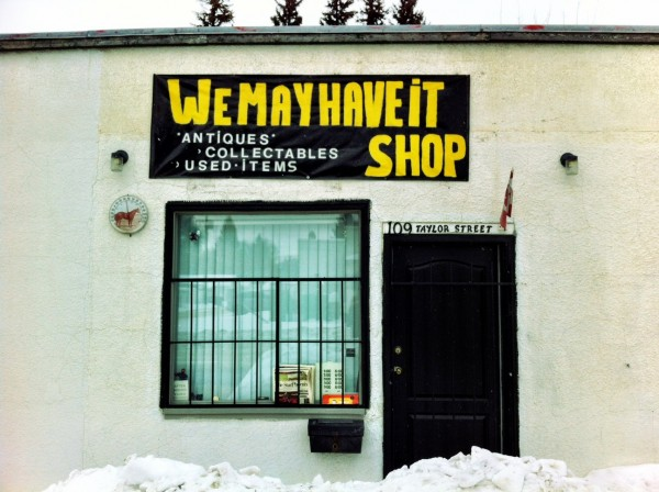 """More like the """"We May Never Be Open"""" store"""