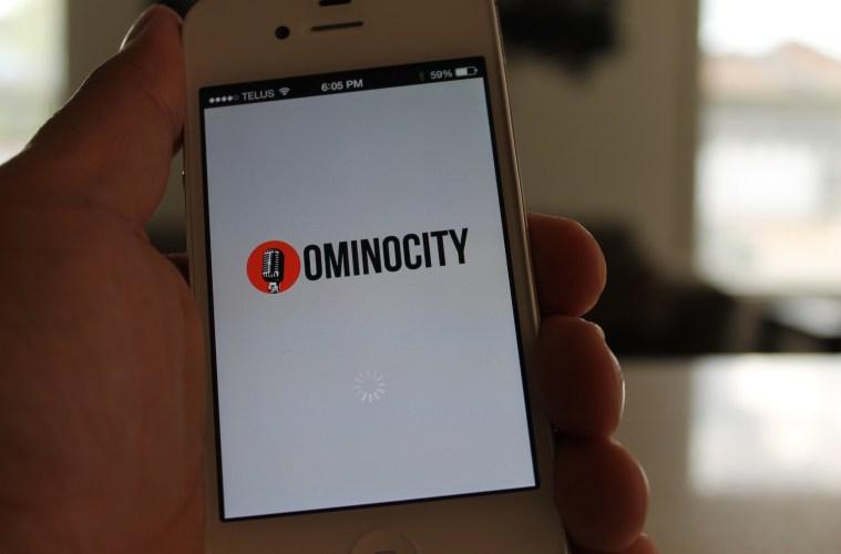 Ominocity iPhone App