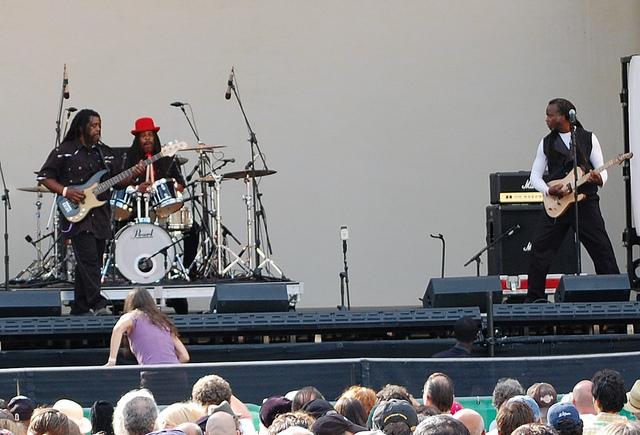 death band live 1