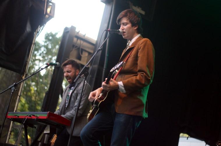 Rah Rah at Regina Folk Festival