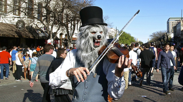 sxsw pictures wolf violin