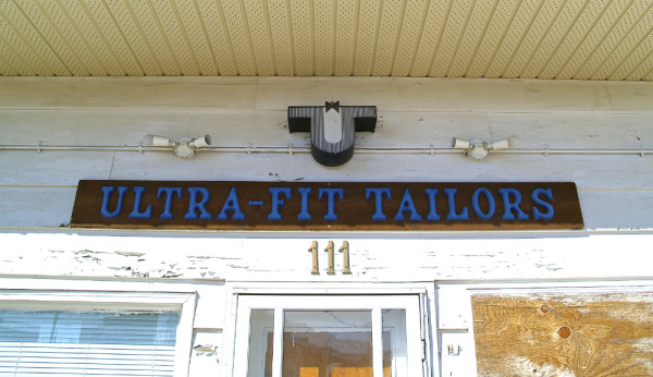 ultra fit tailors