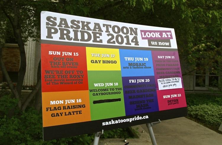 Saskatoon Pride Week
