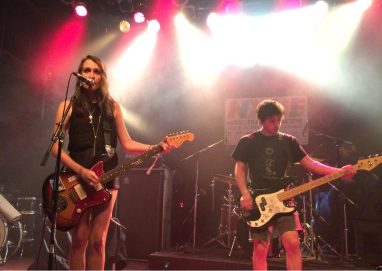 Speedy Ortiz at the Mod Club
