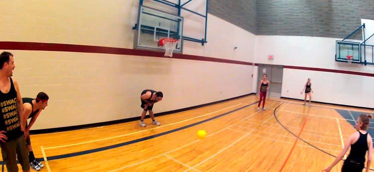 Dodgeball Nutshot