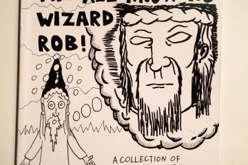 The All-Knowing Wizard Rob