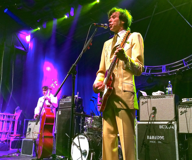the sadies gateway festival