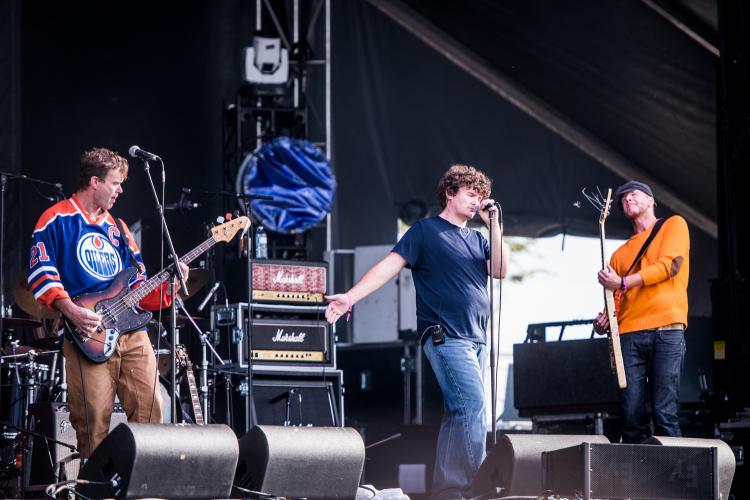 The Smalls at Sonic Boom Festival 2014