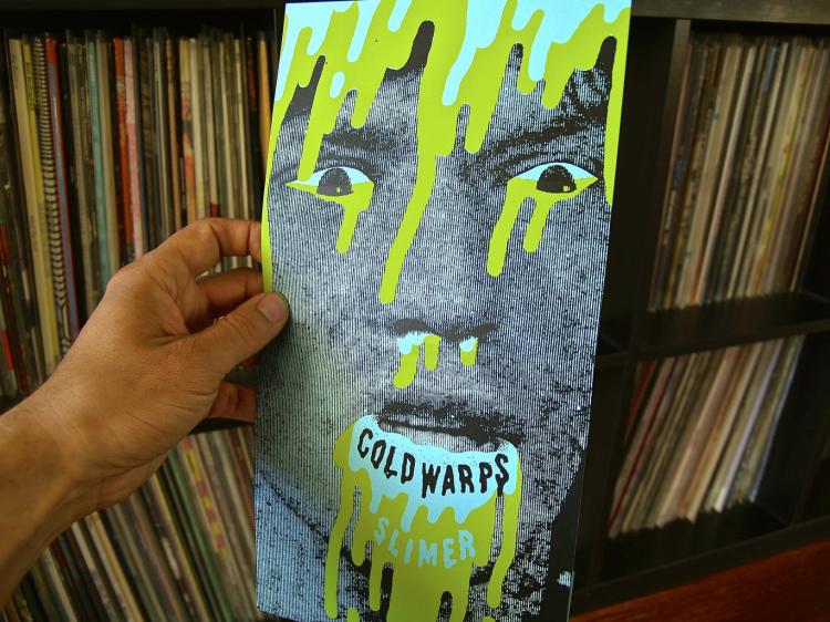 """Cold Warps - Slimer 7"""""""