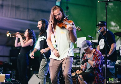 Parab Poet & the Hip Hop Hippies