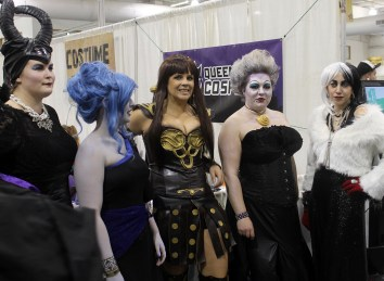 Cosplay at Sask Expo