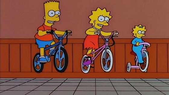 hoverbikessimpsons