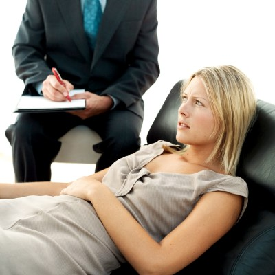 Talking about BDSM with your therapist --- Image by © Royalty-Free/Corbis