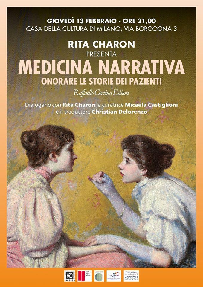 medicina narrativa libro rita charon presentazione