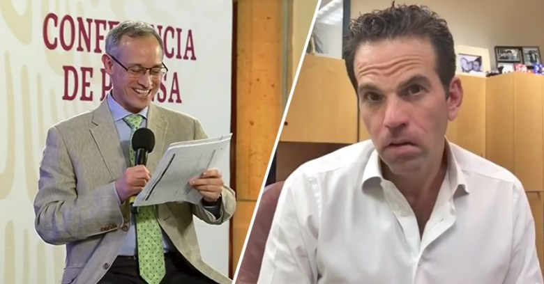 Carlos Loret de Mola arremete contra Hugo López-Gatell en su ...