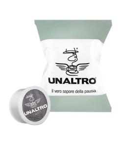 100 Capsule Deca per Lavazza Espresso Point UnAltro Caffè decaffeinato