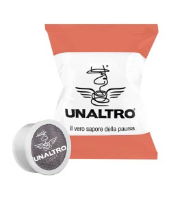 100 Capsule UnAltro Italian Blend per sistema Esse Essse 3 S by Segafredo