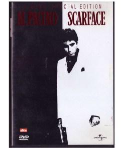 DVD Scarface con Al Pacino