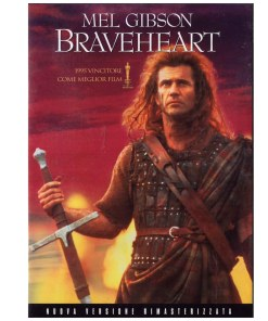 DVD Braveheart Cuore Impavido Mel Gibson