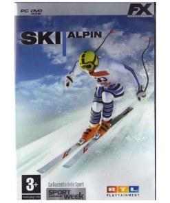 Gioco PC Ski Alpin simulazione SCI Alpino