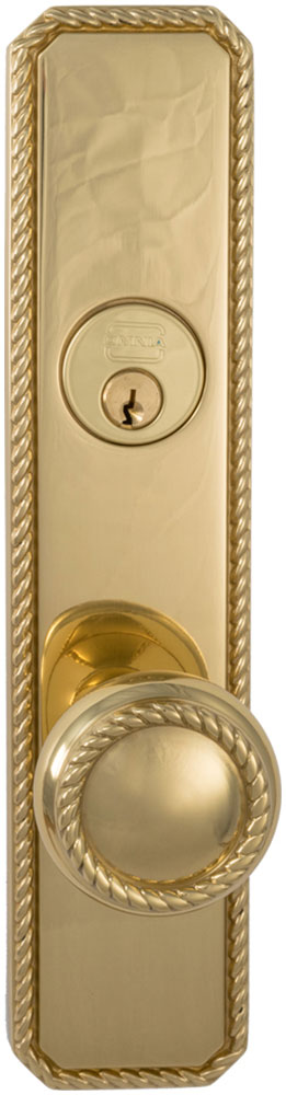 Item No.24441 (US3 Polished Brass, Lacquered)