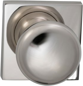 Item No.458SQ (US14 Polished Nickel Plated, Lacquered)